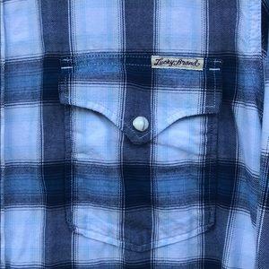 Lucky Brand Shirts - Lucky Brand western button down
